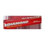 Diamond Aluminum Foil - 1PCS