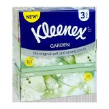 Kleenex Facial Tissue Garden - 3 × 200 Tissue
