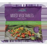 Mixed vegetables - 900G