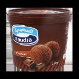 Ice Cream Chocolate Ripple - 2L