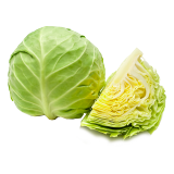 Green Cabbage - 1.0 kg