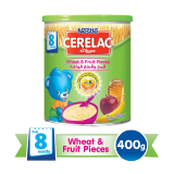 Cerelac Wheat and Fruits -  400G