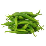 Hot Chili Green - 250 g