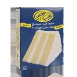 Sponge Cake Vanilla Mix - 500G