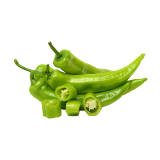 Capsicum Chili Green - 500 g