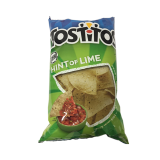 Hint of Lime Flavored Tortilla Chips - 10Z