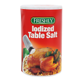 Iodized Table Salt -  26Z