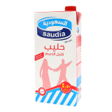 Long Life Low Fat Milk -  1L