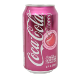 Cherry Flavor Can - 12Z