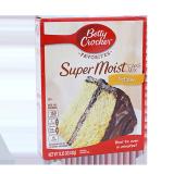 Yellow Cake Mix - 15.25Z