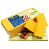 Mild English Cheddar Cheese - 250 g
