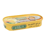 Anchovies Flat Fillets In Sunflower Oil -  50G