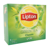 Green Classic Tea -  100 Teabags x 1.5G