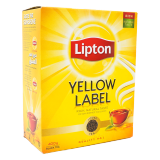 Yellow Label Black Loose Tea -  400G