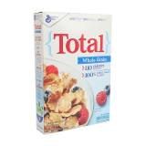 Wheat Total Cereal - 10.6Z