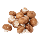 Brown Mushrooms Big -  250G