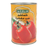 Whole Peeled Plum Tomatoes In Tomato Juice -  390G