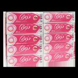 Chewing Gum Fruit Sugar Free -  5 x 2.5G