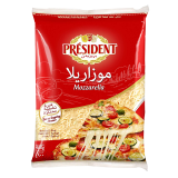 Shredded Mozzarella Cheese -  900G