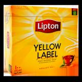 Yallow Label Black Tea -  100 Teabags x 2G