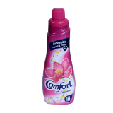 Comfort Concentrated Liquid Fabric Softener Orchid & Musk - 750Ml