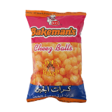 Cheese Balls Bag - 100G