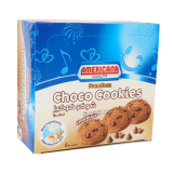 Double Chocolate Chip Cookies - 6 × 45G