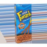 Chocolate Funzels Crispy Sticks - 34G