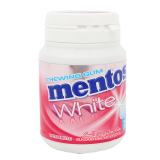 White Tutti Frutti Sugar Free Chewing Gum -  38 Count