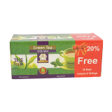 Green Tea with Mint - 30 count