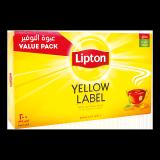 Yallow Label Black Tea -  200 Teabags x 2G