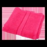 Pink Hand Towel -  50 × 90 Cm