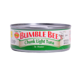 Chunk Light Tuna In Water - 5Z