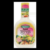 Fat Free Ranch Salad Dressing -  16Z