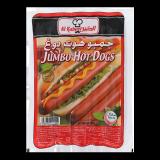 Jumbo Hot Dogs - 400G