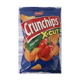 Crunchips X-Cut Paprika - 85G