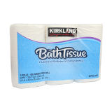Bath Tissues - 6 Rols