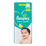 Baby-Dry Diapers Size 5 Junior - 52 count