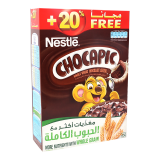 Chocapic Whole Wheat Chocolate Cereal - 450G 20%FREE