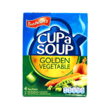 Cup a Soup Golden Vegetable  - 82G