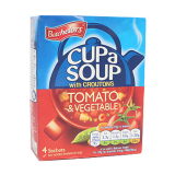 Tomato And Vegetable Soup - 104G
