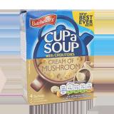Cup A Soup Cream ofMushroom - 104G