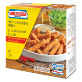 Hot And Crunchy Chicken Fries - 400G
