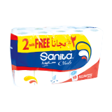 Sanita Club Household Towel -  8 + 2 Free Rolls