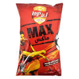 Max Mexican Chili Flavor Potato chips -  50G