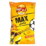 Max Creamy Chedder Flavor Potato chips -  50G