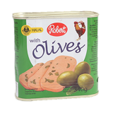 Chicken Luncheon Meat With Olives - 340G