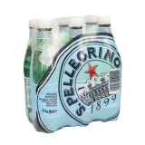 Carbonated Natural Mineral Water - 500Ml
