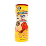 Puffs Cereal Snack apple cinnamon - 1.48Z