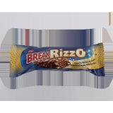 Break Rizzo Crunchy Wafer with Caramel - 12x35G